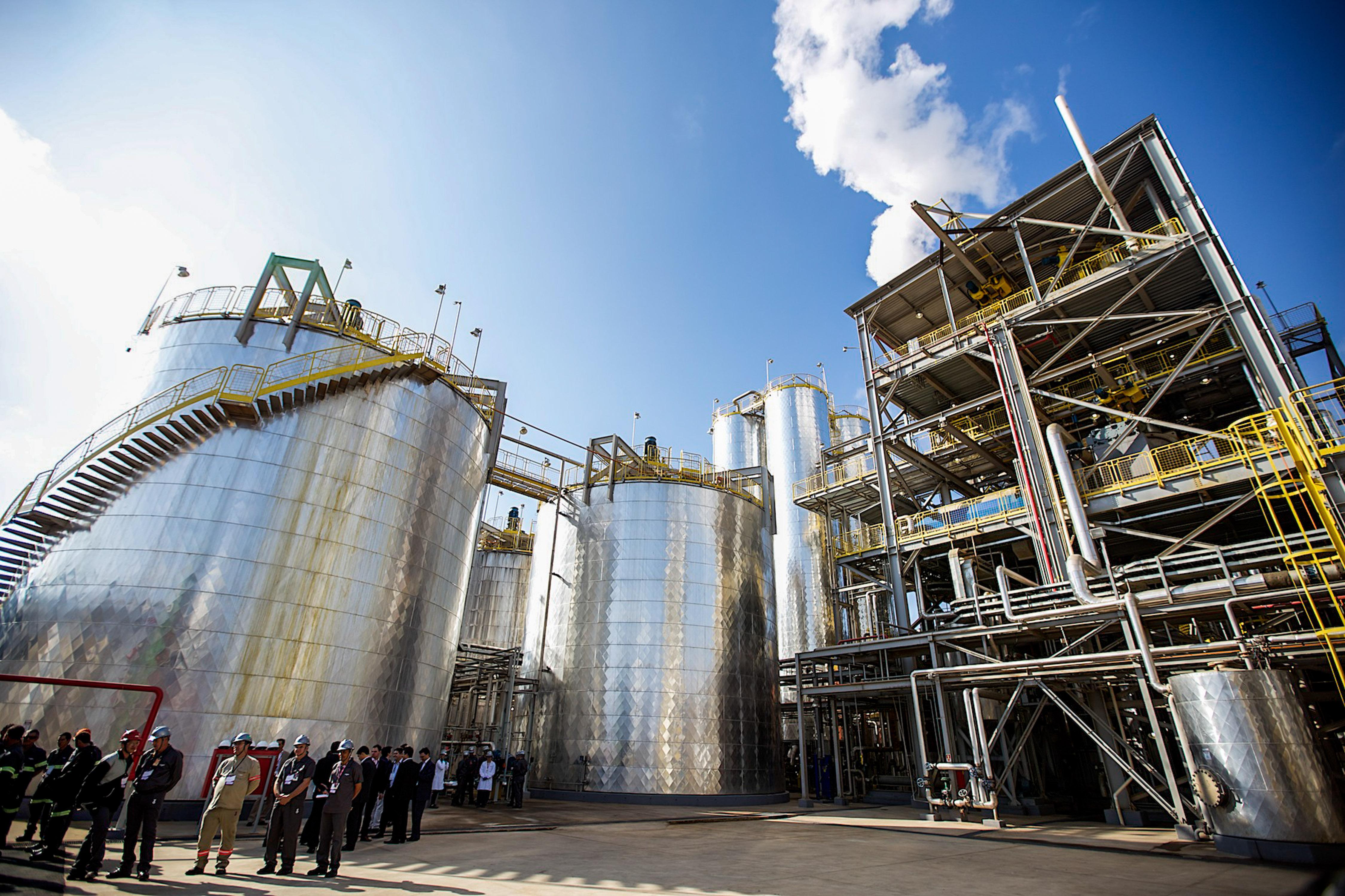 Resultado de imagem para Produção total de etanol deve ficar em 31,6 bilhões de litros em 2019