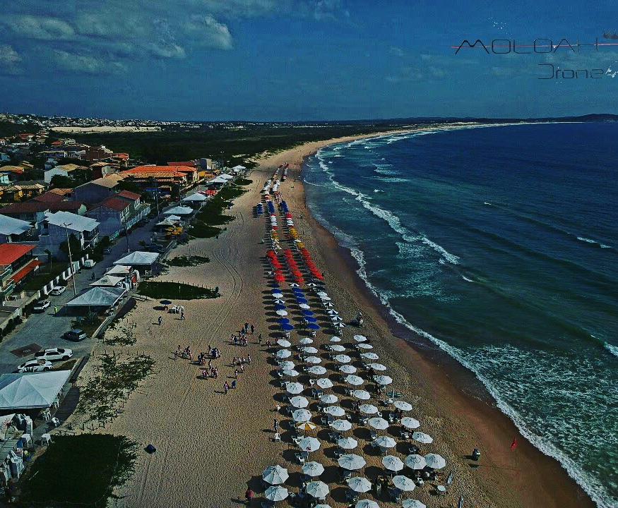 Praia do Peró, em Cabo Frio, terá certificado de qualidade das águas para o próximo verão - Eu, Rio!